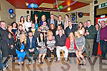 60th birthday : Marian Moloney, Moyvane celebrating her 60th birthday with family & friends at The Kingdom Bar, Listowel on Saturday night last.