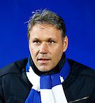 Nederland, Waalwijk, 1 februari 2013.Eredivisie .Seizoen 2012-2013.RKC Waalwijk-SC Heerenveen.Marco van Basten, trainer-coach van SC Heerenveen