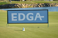 The EDGA nearest the pin challenge following Round 3 of the Portugal Masters, Dom Pedro Victoria Golf Course, Vilamoura, Vilamoura, Portugal. 26/10/2019<br /> Picture Andy Crook / Golffile.ie<br /> <br /> All photo usage must carry mandatory copyright credit (© Golffile   Andy Crook)