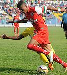 Cortuluá no pudo frenar al encopetado Huila. En juego de la fecha cuatro del Apertura 2015, los vallecaucanos cayeron por la mínima diferencia ante el club 'Opita'.