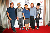 BURBANK - APR 27: Students, Nicole Miceli at the Faith, Hope and Charity Gala hosted by Catholic Charities of Los Angeles at De Luxe Banquet Hall on April 27, 2019 in Burbank, CA