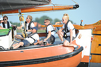 ZEILSPORT: HEEG: 22-08-2017, IFKS Skûtsjesilen, ©foto Martin de Jong