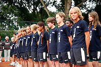18-8-07, Amsterdam, Tennis, Nationale Tennis Kampioenschappen 2007, Ballenkinderen