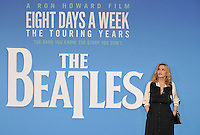 Madonna at the &quot;The Beatles Eight Days A Week: The Touring Years&quot; world film premiere, Odeon Leicester Square cinema, Leicester Square, London, England, UK, on Thursday 15 September 2016.<br /> CAP/CAN<br /> &copy;CAN/Capital Pictures /MediaPunch ***NORTH AND SOUTH AMERICAS ONLY***