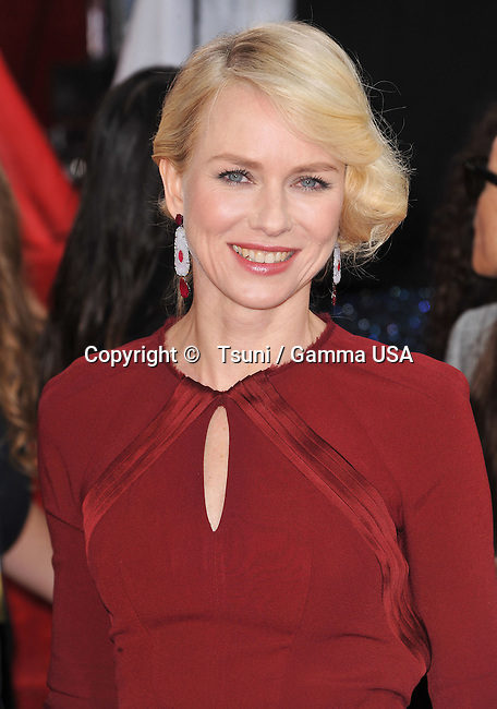Naomi Watts _128 at the 70th Golden Globes Awards 2013 at the  Hilton Hotel In Beverly Hills.