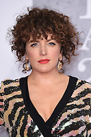 LONDON, UK. February 20, 2019: Annie Mac arriving for the BRIT Awards 2019 at the O2 Arena, London.<br /> Picture: Steve Vas/Featureflash<br /> *** EDITORIAL USE ONLY ***