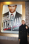 "One Life To Live Kearran Giovanni is in ""Hugh Jackman - Back on Broadway"" - with Hugh Jackman himself and poses on December 4, 2011 at the Broadhurst Theatre, New York City, New York.  (Photo by Sue Coflin/Max Photos)"