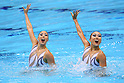2012 Olympic Games - Synchronized Swimming - Women's Duets Qualification Free Routine