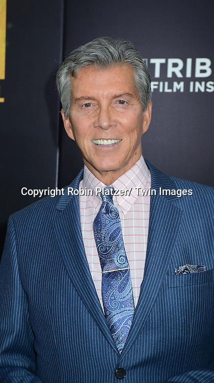 "Michael Buffer attends the World Premiere of ""Grudge Match"" at the Ziegfeld Theatre in New Yok City on December 16, 2013."