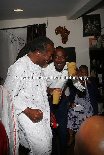 Wedding Vows Renewal Ceremony 25th Wedding Anniversary Monique Ngozi Nri & Ahmed Abdullah