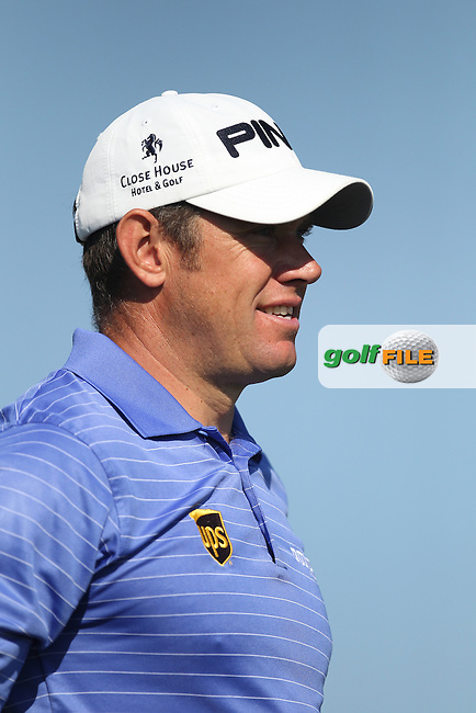 Lee Westwood (ENG) during the final round of the Turkish Airlines World Golf Final in Antalya Golf Club, Antalya, Turkey..Picture: Fran Caffrey/www.golffile.ie.