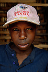 Jean Manuel Dupres, 13, lives in Despagne, a rural village in southern Haiti where the Lutheran World Federation has been working with residents to improve their quality of life.