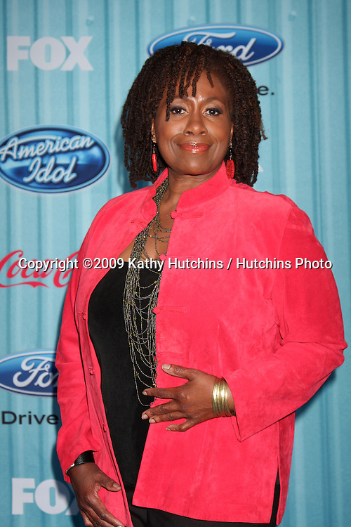 Byrd (Vocal Coach / Arranger)  arriving at the American idol Top 13 Party at AREA in Los Angeles, CA  on.March 5, 2009.©2009 Kathy Hutchins / Hutchins Photo...                .