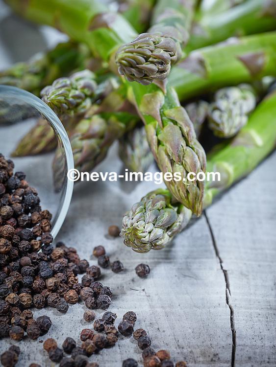 2016, produits du terroir valaisan, asperges vertes  © sedrik nemeth