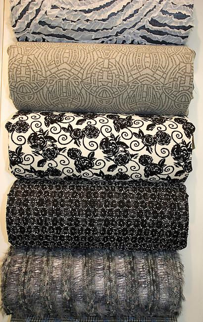 B & J's Fabrics, Midtown West, New York, New York