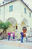 Monterosso, Liguria, 2013.