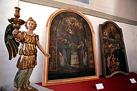 20180313 Sequestro di opere d'arte rubate durante il terremoto all'Aquila