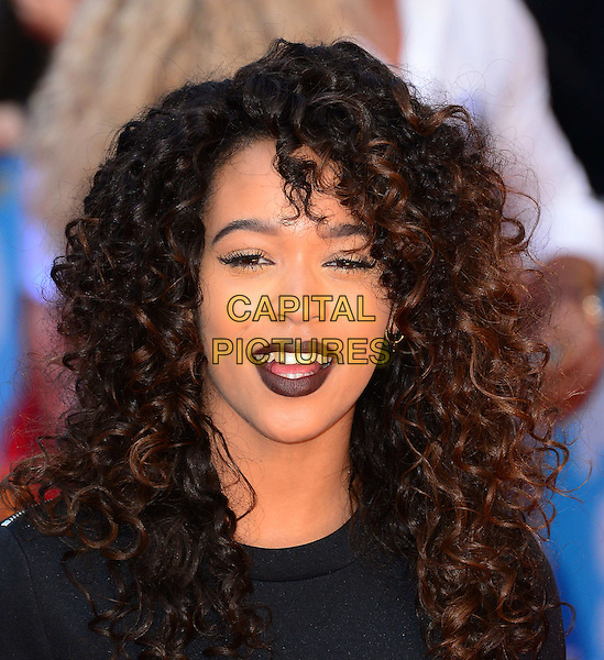 Tamera Foster<br /> attends the 'What If'  of 'What If' at Odeon West End cinema  on August 12, 2014 in London, England<br /> CAP/JOR<br /> &copy;Nils Jorgensen/Capital Pictures