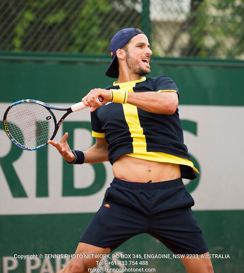 FELICIANO LOPEZ (ESP)<br /> <br /> TENNIS - FRENCH OPEN - ROLAND GARROS - ATP - WTA - ITF - GRAND SLAM - CHAMPIONSHIPS - PARIS - FRANCE - 2016  <br /> <br /> <br /> <br /> &copy; TENNIS PHOTO NETWORK