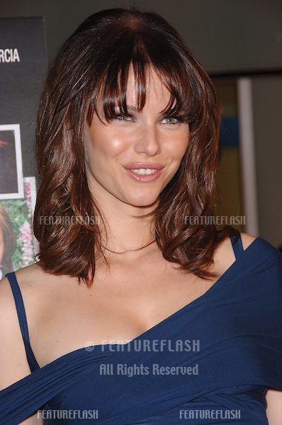 Actress MELISSA SAGEMILLER at the Los Angeles premiere of her new movie Standing Still..April 10, 2006 Los Angeles, CA.© 2006 Paul Smith / Featureflash