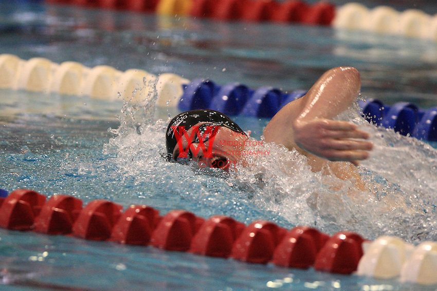 2010 NCAC Swimming & Diving Championships, Day 1, Prelims, February 11th, 2010