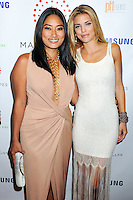NEW YORK CITY, NY, USA - JUNE 24: Chloe Flower, AnnaLynne McCord at the 2nd Annual Discover Many Hopes Gala held at Canoe Studios on June 24, 2014 in New York City, New York, United States. (Photo by Celebrity Monitor)