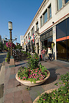 Minnesota, Twin Cities, Minneapolis-Saint Paul: Nicollet Mall, downtown Minneapolis..Photo mnqual235-74880..Photo copyright Lee Foster, www.fostertravel.com, 510-549-2202, lee@fostertravel.com.