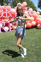 INDIO, CA - April 14: Martha Hunt, Josephine Skriver, At Victoria's Secret Launch &quot;Sexy Little Things&quot; At Coachella Valley  In California on April 14, 2017. <br /> CAP/MPI/FS<br /> &copy;FS/MPI/Capital Pictures