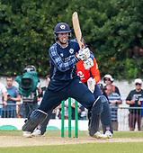 CS - Scotland V England ODI