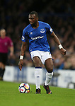 Yannick Bolasie of Everton during the premier league match at Goodison Park Stadium, Liverpool. Picture date 23rd April 2018. Picture credit should read: Simon Bellis/Sportimage