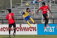 LAKEWOOD RANCH, FL - November 30, 2017: U-18/19 Colorado Rapids vs Crossfire Premier.  The 2017 Nike International Friendlies at Premier Sports Campus.
