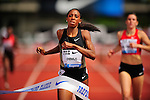 04.06.2011, Eugene, USA, Prefontaine Classic Track Meet, im Bild Lashinda Demus (USA) wins the women's 400m hurdles with a time of 53.31 at the Prefontaine Classic at Hayward Field in Eugene, Oregon..June 4, 2011. EXPA Pictures © 2011, PhotoCredit: EXPA/ New Sport Photo +++++ ATTENTION - OUT OF USA  +++++