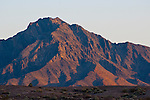 Eagle Mt. at dawn