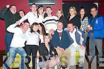 60TH BIRTHDAY: Nellie Doran of Mountainllose celebrated her 60TH birthday with family and friends at the Deacon Hotel on Friday night last front l:r Jason, Nellie and Brigtta Doran, Michelle Mannis, Edward Doran and Michael Daly. Back l:r Patrick Doran, Helen O'Sullivan, Peter O'Brien, Sue O'Regan, Gary O'Brien, Margret O'Sullivan,  Brenda Coffey, Mary O'Brien and Enzo Coffey.   Copyright Kerry's Eye 2008