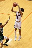 SAN ANTONIO, TX - JANUARY 30, 2020: The University of Alabama at Birmingham Blazers defeat the University of Texas at San Antonio Roadrunners 76-68 at the Historic UTSA Convocation Center (Photo by Jeff Huehn).
