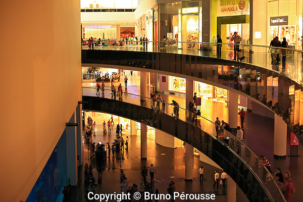 Asie; Golfe Persique; Moyen Orient; Emirats Arabes Unis; Dubai; centre commercial Dubai Mall//Asia; Persian Gulf; Middle East; United Arab Emirates; Dubai; Dubai Shopping Mall