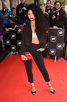 Vick Hope<br /> arriving for TRIC Awards 2018 at the Grosvenor House Hotel, London<br /> <br /> ©Ash Knotek  D3388  13/03/2018