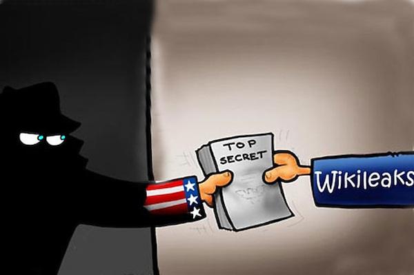 Wikileaks.