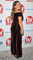 Kelly Brook at the TV Choice Awards 2018, The Dorchester Hotel, Park Lane, London, England, UK, on Monday 10 September 2018.<br /> CAP/CAN<br /> &copy;CAN/Capital Pictures