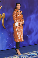 """Rochelle Humes<br /> arriving for the """"Aladdin"""" premiere at the Odeon Luxe, Leicester Square, London<br /> <br /> ©Ash Knotek  D3500  09/05/2019"""