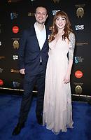 08 March 2019 - Las Vegas, NV - Andrea Kasten, Leah Moyer. 2019 One Night for One Drop blue carpet arrivals at Bellagio Las Vegas. <br /> CAP/ADM/MJT<br /> &copy; MJT/ADM/Capital Pictures