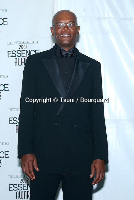 Samuel Jackson backstage at the 15th  Anniversary Essence Awards at the Universal Amphitheatre in Los Angeles. May 31, 2002.           -            JacksonSamuel11.jpg
