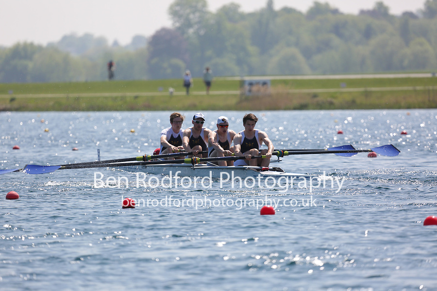 Race: 49  Event: Club 4+  Final<br /> <br /> Wallingford Regatta 2018<br /> <br /> To purchase this photo, or to see pricing information for Prints and Downloads, click the blue 'Add to Cart' button at the top-right of the page.