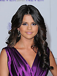 "Selena Gomez attends the Paramount Pictures' L.A. Premiere of ""JUSTIN BIEBER: NEVER SAY NEVER."" held at The Nokia Theater Live in Los Angeles, California on February 08,2011                                                                               © 2010 DVS / Hollywood Press Agency"