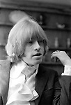 Rolling Stones 1968 Brian Jones.© Chris Walter.