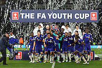 Chelsea Youth vs Manchester City Youth 27-04-16