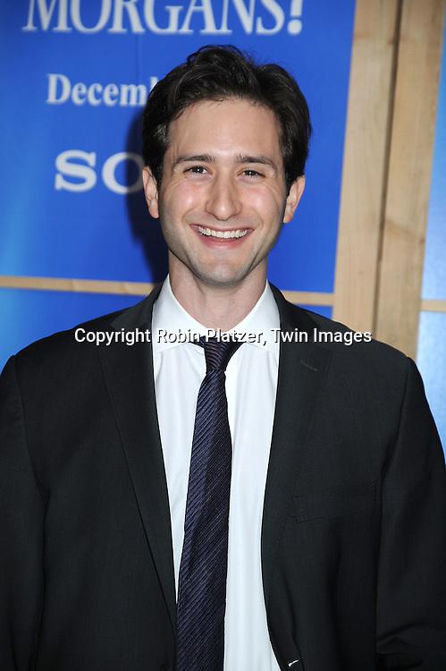 actor Jesse Liebman