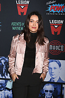 LOS ANGELES - JAN 30:  Ariela Barer at the Excelsior! A Celebration of Stan Lee at the TCL Chinese Theater IMAX on January 30, 2019 in Los Angeles, CA