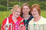 Mary and Helen Dowling, Lyrecrompane with Olivia Deenihan, Listowel at the fun day in Lyreacrompane on Sunday...   Copyright Kerry's Eye 2008
