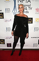 LOS ANGELES, CA - DECEMBER 5: Amber Rose, at The National Film and Television Awards at The Globe Theater in Los Angeles, California on December 5, 2018. <br /> CAP/MPI/FS<br /> &copy;FS/MPI/Capital Pictures